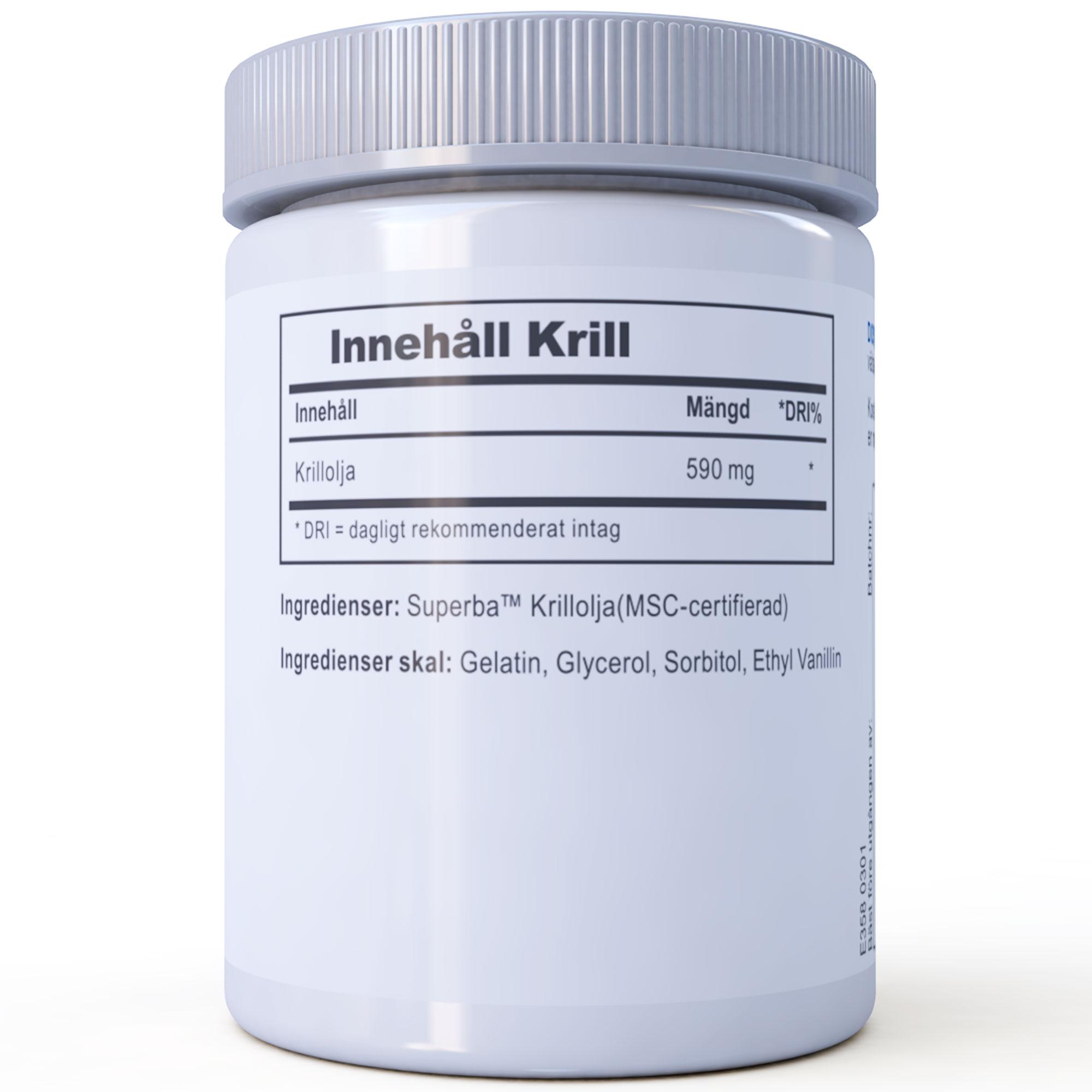 Superba Krill