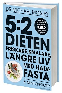 Boken kommer snart ut på svenska.