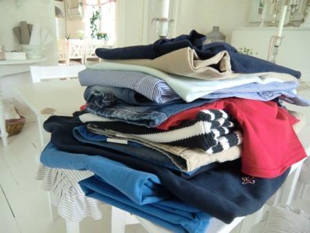 Helt ny garderob med 5:2