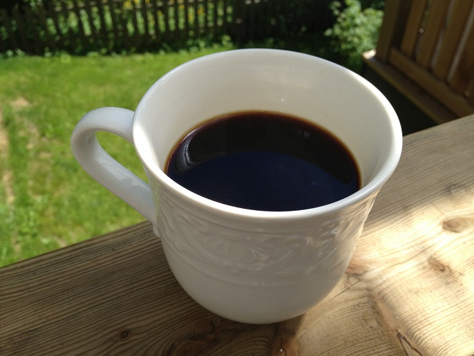 svartkaffe
