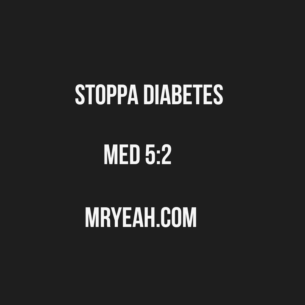 diabetes och 5 2